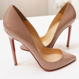 Authentic Christian Louboutin in size 36.